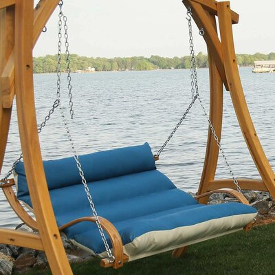 Fletcher Coastal Porch Swing