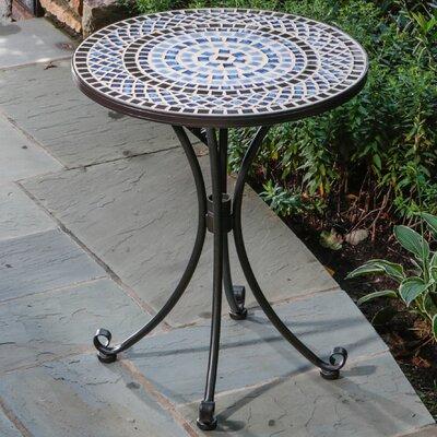 Tremiti Mosaic Outdoor Bistro Table