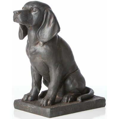 Noble Dog Figurine