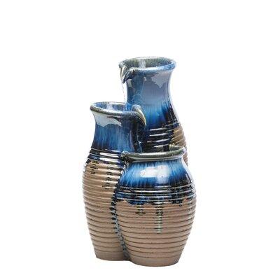 Image of Ceramic Canaan Jars Fountain