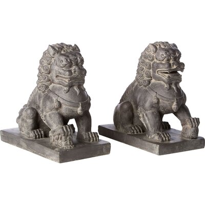Foo Dogs Statue