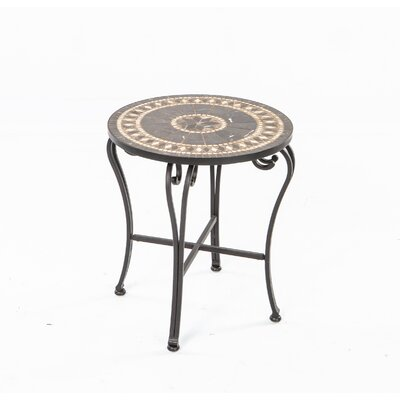 Gibraltar Mosaic Side Table