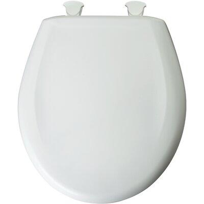 Premium Plastic Round Toilet Seat