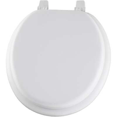 Basic Soft Round Toilet Seat