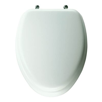 Elongated Toilet Seat Decal