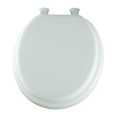 Lift-Off Toilet Seat Finish: White