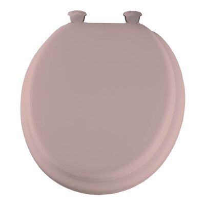 Lift-Off Toilet Seat Finish: Pink