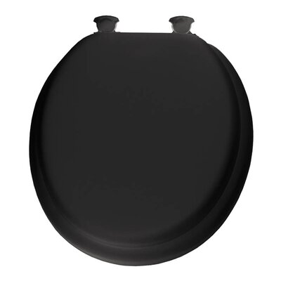 Lift-Off Toilet Seat Finish: Black