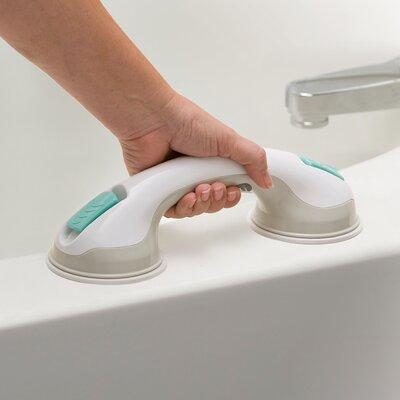 Safe-er-Grip� Shower Grab Bar Size: 11.5