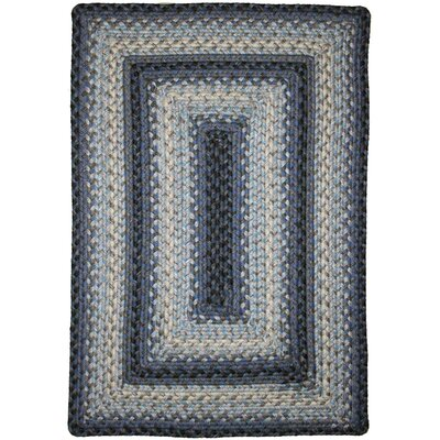 Juniper Black Indoor/Outdoor Rug Rug Size: Oval 5 x 8