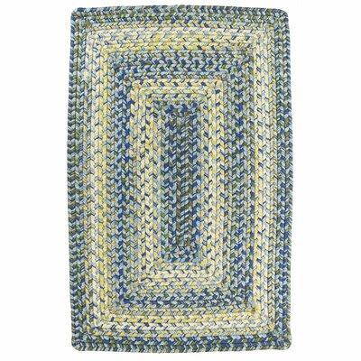 Aegean Sea Ivory Indoor/Outdoor Rug Rug Size: 5 x 8