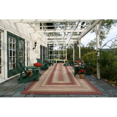 Ultra-Durable Barcelona Indoor/Outdoor Rug Rug Size: Runner 26 x 9