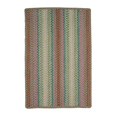 Morning Garden Coral Indoor/Outdoor Rug