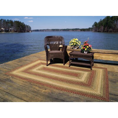 Ultra-Durable Tuscany Indoor/Outdoor Rug Rug Size: 23 x 4
