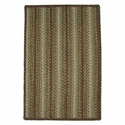 Sandy Ridge Brown Indoor/Outdoor Rug