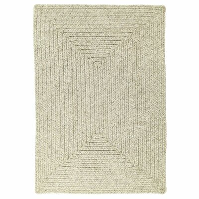 Ultra-Durable Slate Solid Indoor/Outdoor Area Rug Rug Size: 4 x 6
