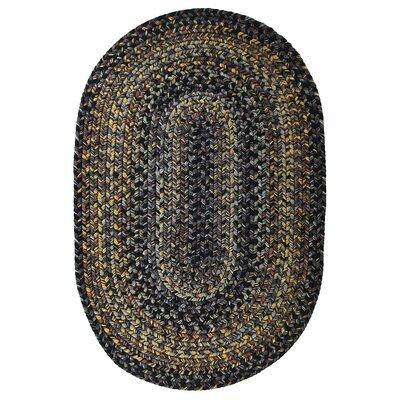 Ultra-Durable Blackforest Indoor/Outdoor Rug Rug Size: Oval 4 x 6