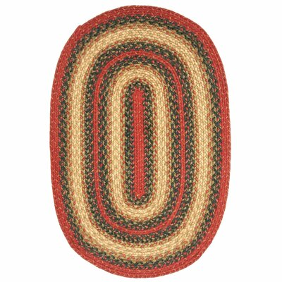 Vancouver Area Rug Rug Size: Oval 18 x 26