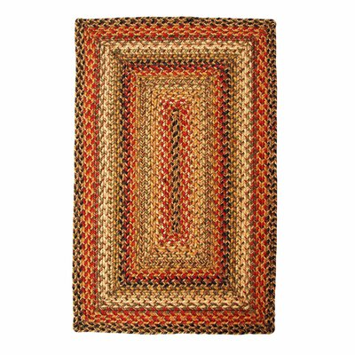 Kingston Rug Rug Size: Oval 18 x 26