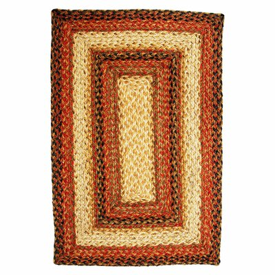 Russet Area Rug Rug Size: Rectangle 18 x 26