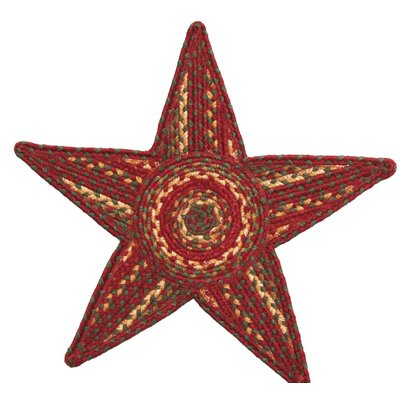 Star Trivet Color: Cider Barn 574121