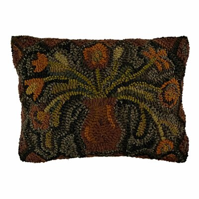 Primitive Vintage Lumbar Pillow
