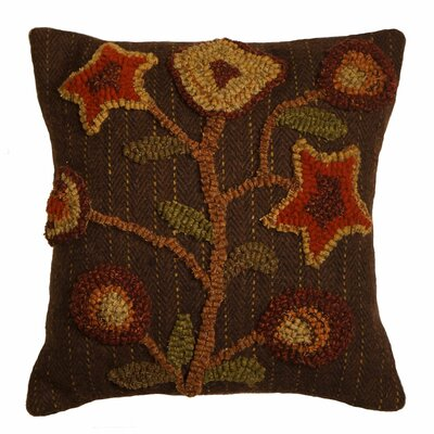 Primitive Stargazer Handcrafted Throw Pillow