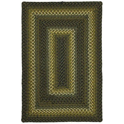 Mckinley Black Indoor/Outdoor Area Rug Rug Size: 23 x 39