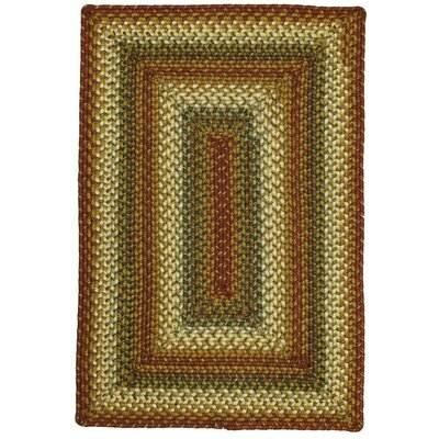 Preston Red Indoor/Outdoor Area Rug Rug Size: 8 x 10