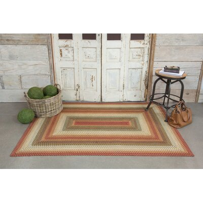 Preston Red Indoor/Outdoor Area Rug Rug Size: 4 x 6