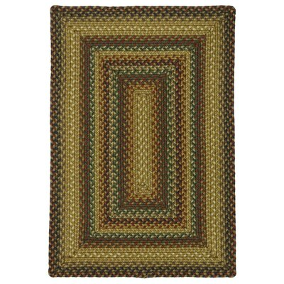 Canterbury Gold Indoor/Outdoor Area Rug