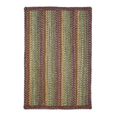 Braided Doormat Color: Everglades