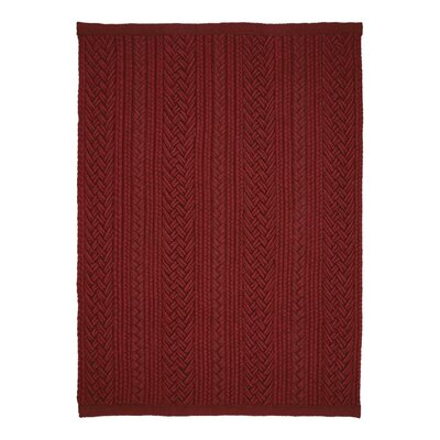 Laguna Pinot Braided Indoor/Outdoor Area Rug Rug Size: 6 x 9