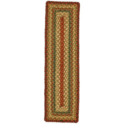 Graceland Stair Tread Rug Size: 8 x 24