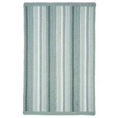 Portsmouth Gray Indoor/Outdoor Area Rug Rug Size: Runner 26 x 8