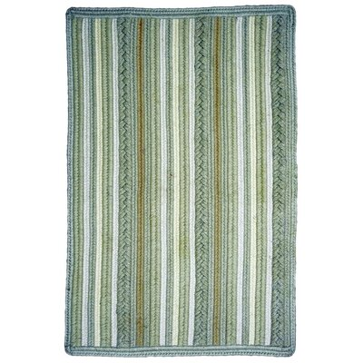 Portsmouth Blue Indoor/Outdoor Area Rug Rug Size: 5' x 8'