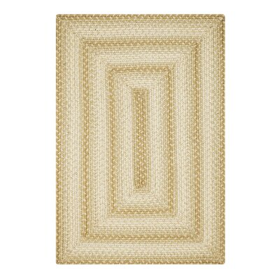 Sand Dune Tan Indoor/Outdoor Area Rug Rug Size: 18 x 26