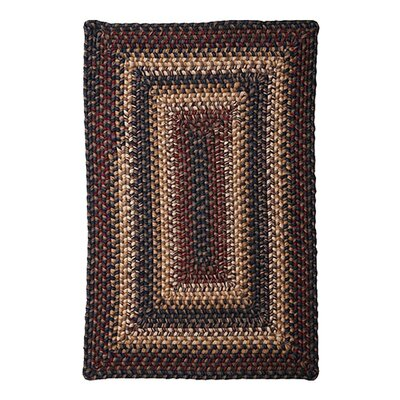 Wool Cambridge Area Rug Rug Size: 23 x 4