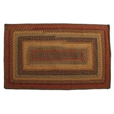Wool Budapest Area Rug Rug Size: 18 x 26