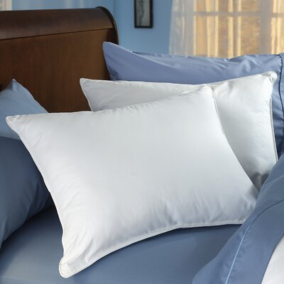 Spring Air� Double Comfort Fiber Pillow Size: 20 x 36