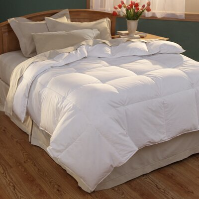 Spring Air Down Alternative Comforter Size: King