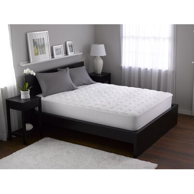 Spring Air Regal Loft Mattress Pad Size: Queen