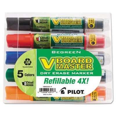Begreen Dry Erase Marker (5 Pack) PIL43917