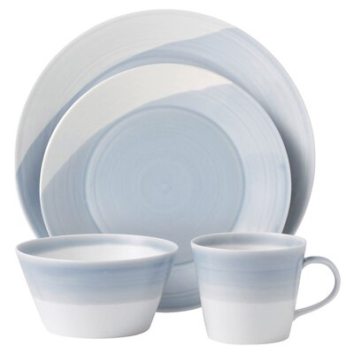 Royal Doulton 1815 4 Piece Dinnerware Set 1815TW25069