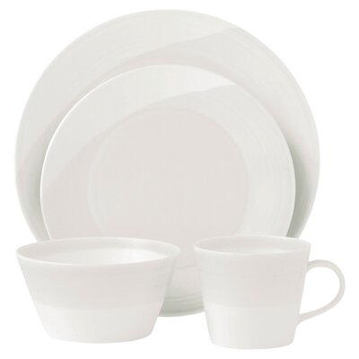 Royal Doulton 1815 4 Piece Dinnerware Set 1815TW25099