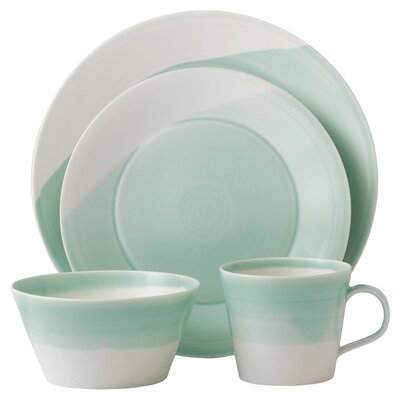 Royal Doulton 1815 16 Piece Dinnerware Set, Service for 4 8640025081