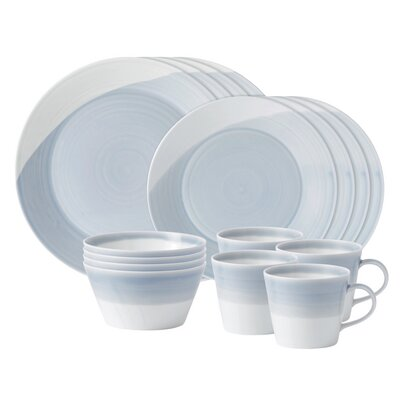 Royal Doulton 1815 16 Piece Dinnerware Set 8640025068