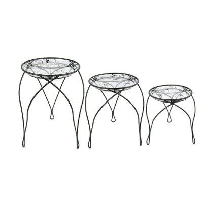Elegance Plant Nesting Tables