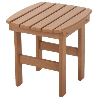 Essentials Side Table Finish: Cedar