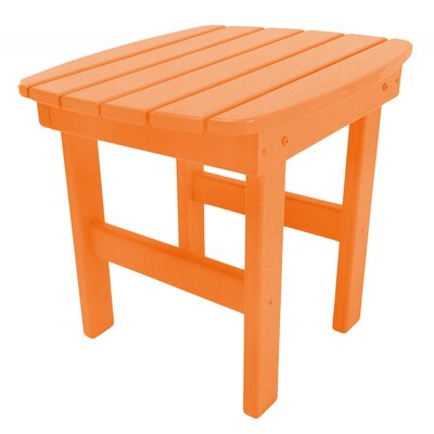 Essentials Side Table Finish: Orange